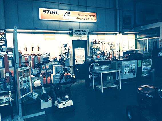 Service Atelier Delangue Motoculture