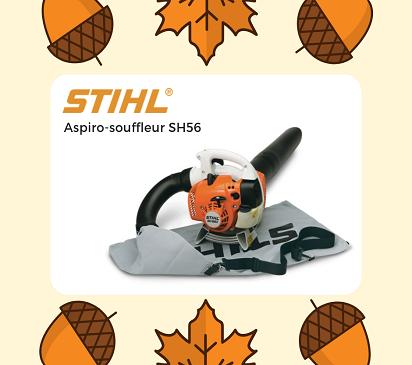 Aspiro Souffleur SH56